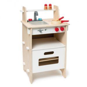 cuisinière en bois enfant