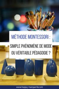 Montessori : vraiment efficace ou juste a la mode