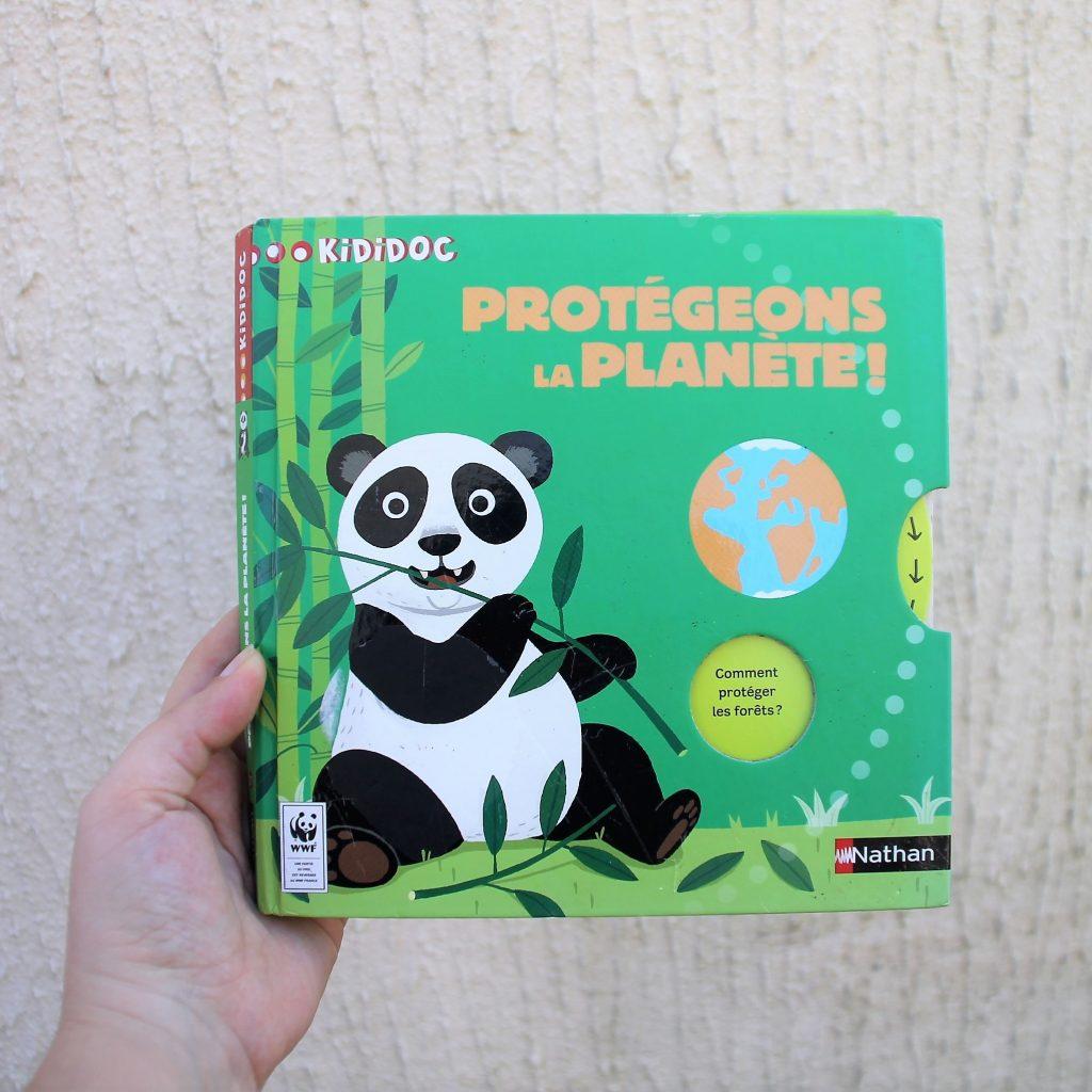 Protegeons la planete kididoc avis