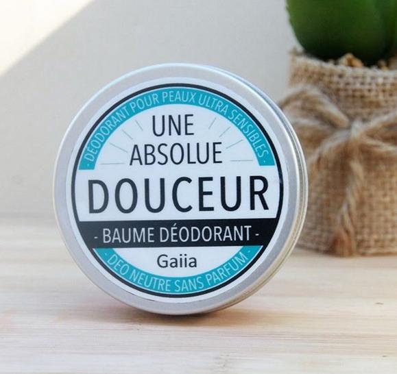 Déodorant baume sans bicarbonate bio