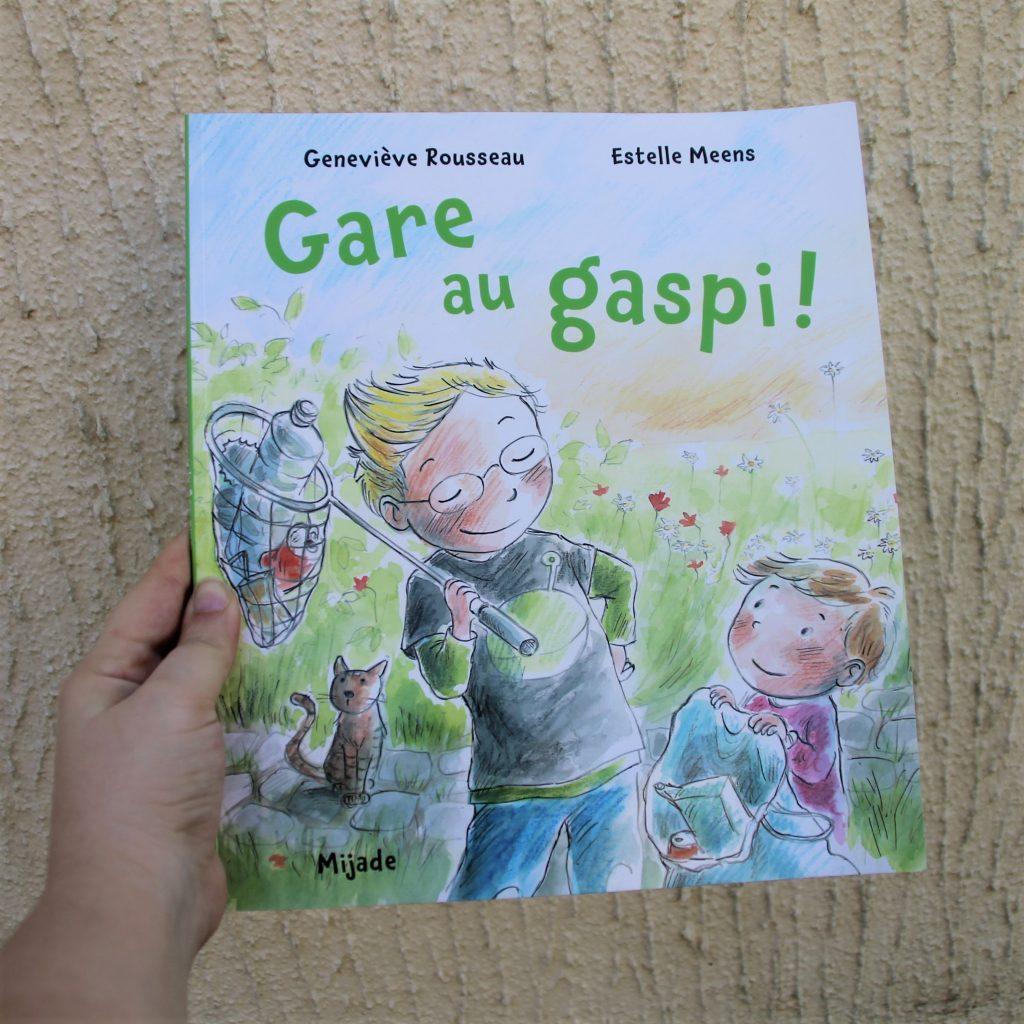 Livre écologie enfants