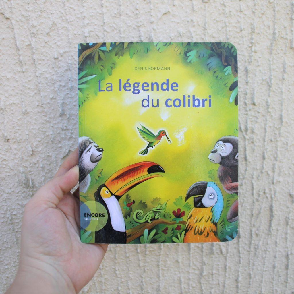 Livre pour expliquer l'écologie enfants