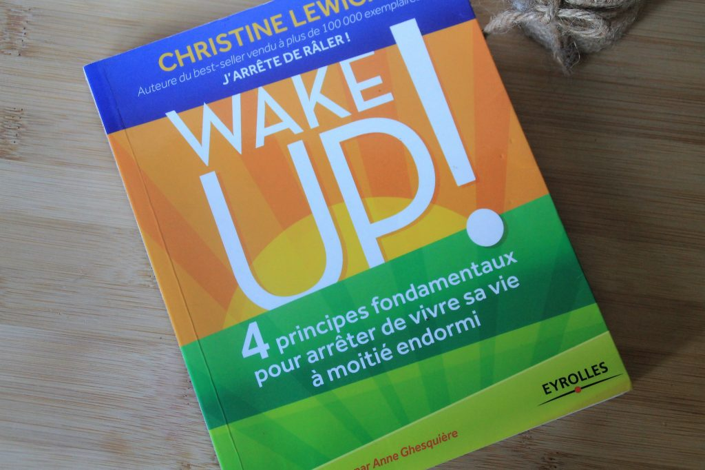 Avis Wake up christine lewicki
